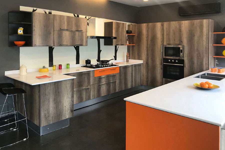 Kitchens at Kitchen by Design Showroom